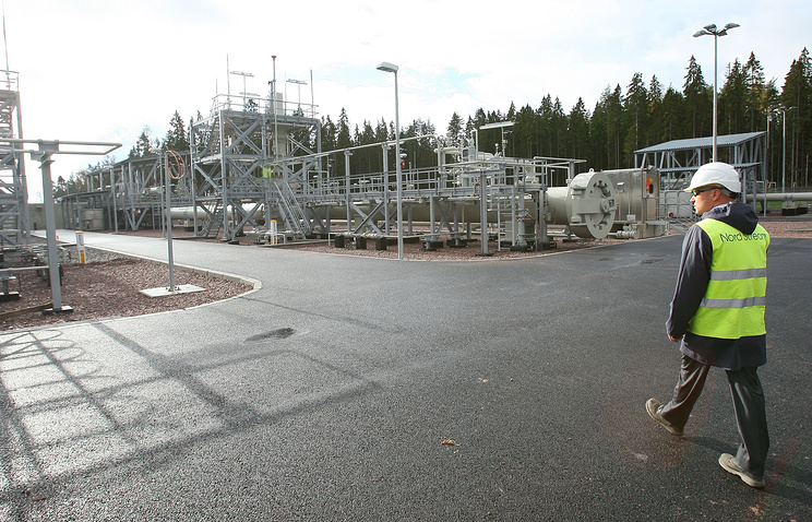 «Северный поток» перекачал 200 млрд кубометров газа