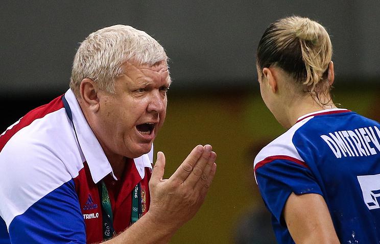 Русские гандболистки победили команду Черногории вовтором матче начемпионате мира