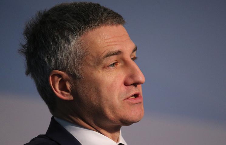 Глава Республики Карелия Артур Парфенчиков