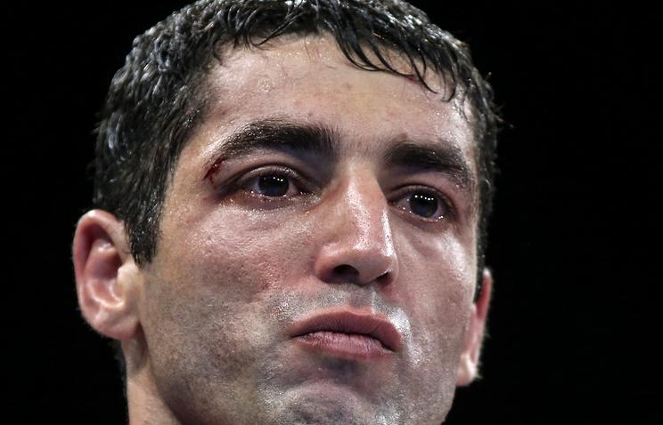 Боксёр Гассиев получит чемпионский титул WBA вслучае победы над Дортикосом