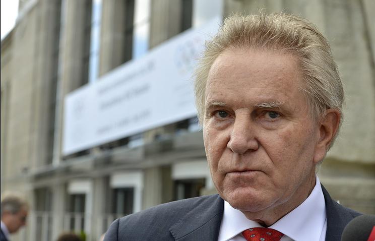 МОК снял с Российской Федерации  все санкции