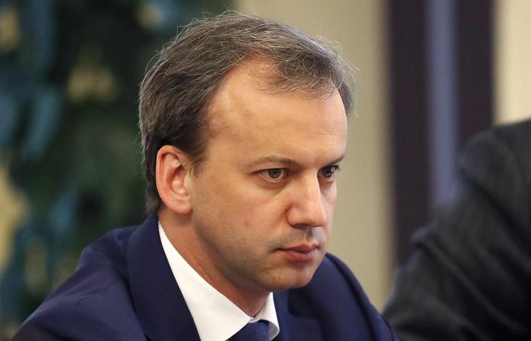 Дворкович иТурчак выступили заучастие Российской Федерации вОлимпиаде под нейтральным флагом