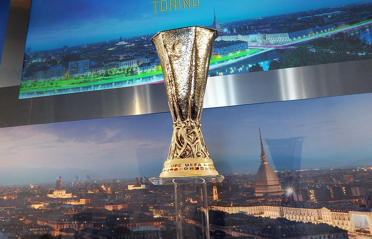 4 русских клуба вышли вплей-офф футбольной Лиги Европы