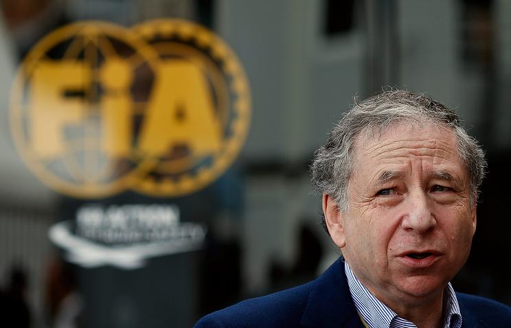 Жан Тодт переизбран президентом FIA