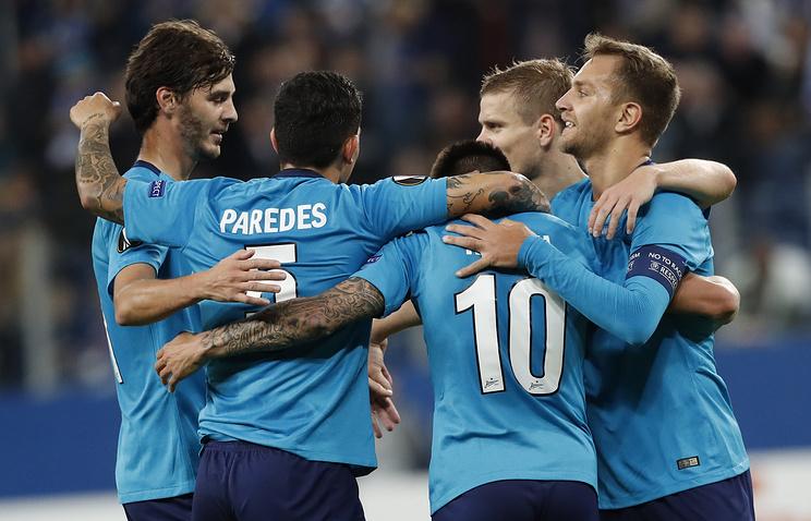 Фурсенко считает, что «Зенит» должен проходить «Селтик» в1/16 финала Лиги Европы