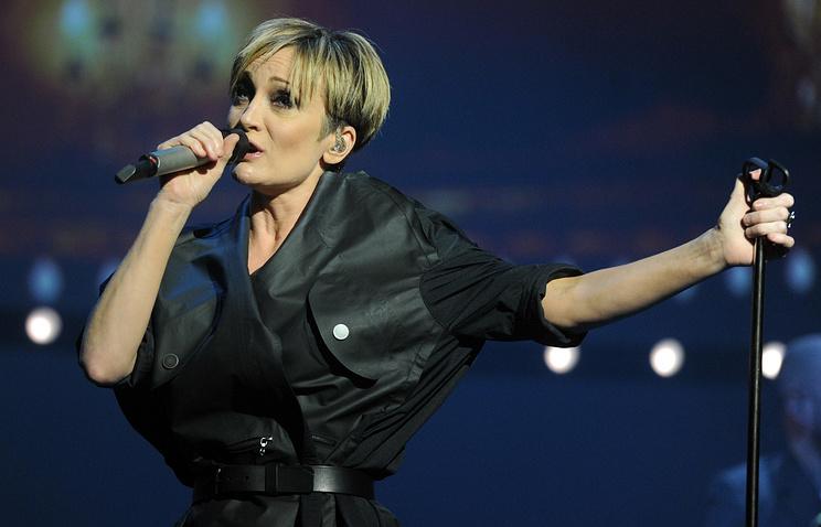 Впервый раз за 4 года Патрисия Каас даст концерт в столицеРФ