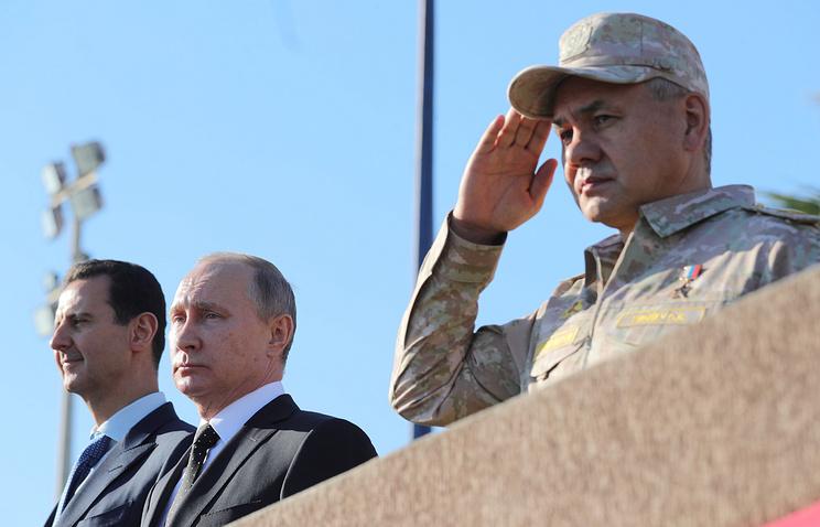 Я не вернусь, поскольку не ушла: Путин внес в Госдуму соглашение о расширении базы ВМФ РФ в Тартусе