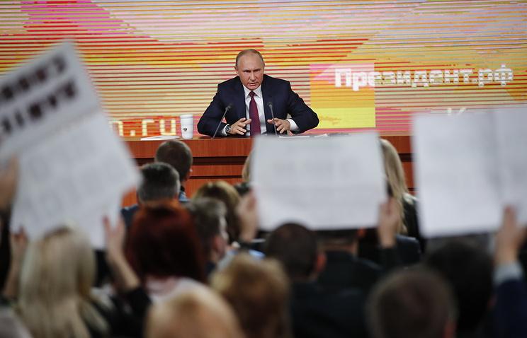 Путин назвал первопричину конфликта вгосударстве Украина