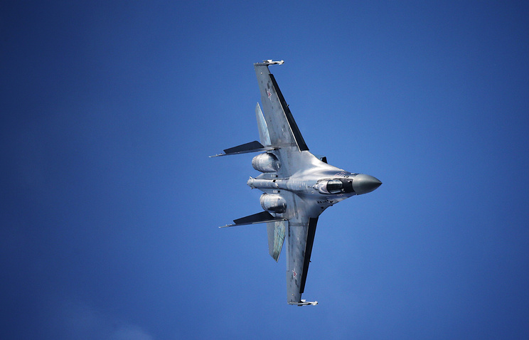 МинобороныРФ опровергло перехват русских  Су-25 вСирии