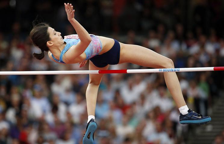 Ласицкене выиграла первые легкоатлетические состязания вновом сезоне