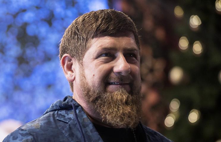 Кадыров завел аккаунт вTelegram