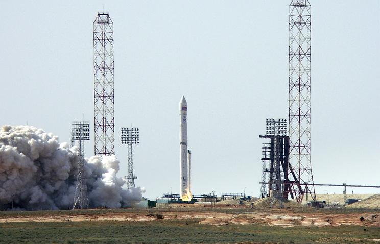 СБайконура запустят ракету «Зенит-2SБ» сангольским спутником