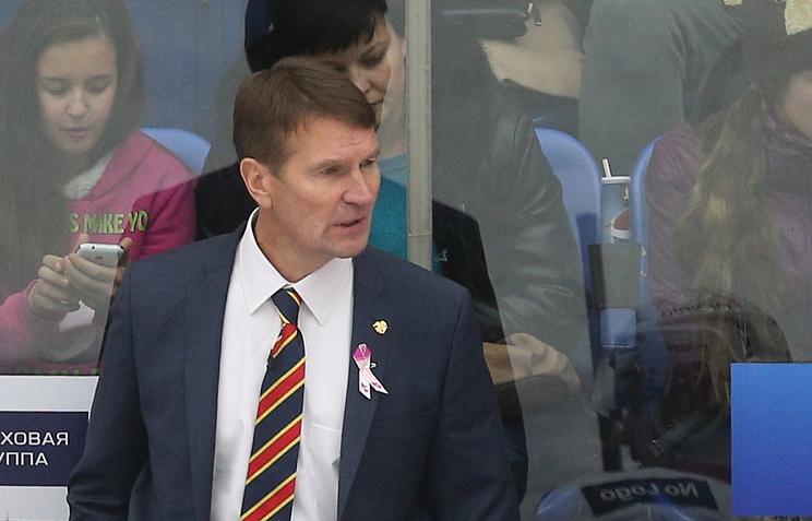 Вестерлунд возглавит сборную дивизиона Чернышева наМатче звезд КХЛ вместо Скабелки
