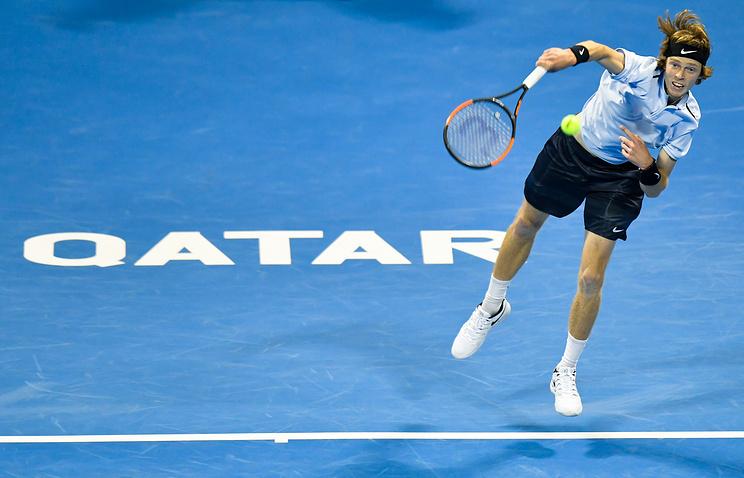 Теннисист Рублев признался, что в Российской Федерации пока не чувствует себя знаменитым