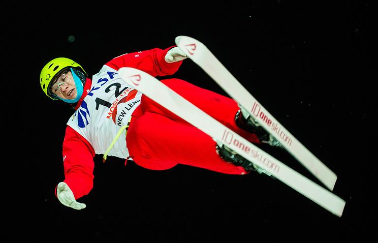 Этап Кубка мира FIS пофристайлу состоится в столице всубботу