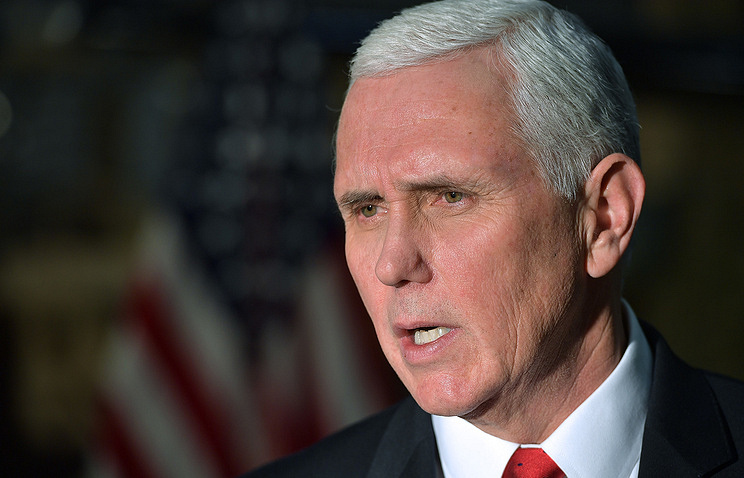 Пенс: США неоткажутся отдавления наКНДР