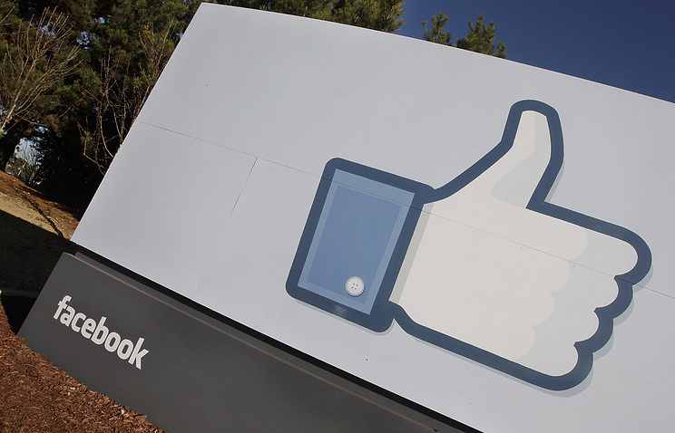 Социальная сеть Facebook: 80 тыс. постов граждан России повлияли напрезидентские выборы вСША