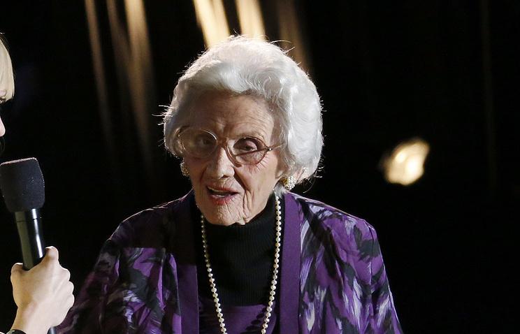 Старейшая актриса Голливуда скончалась на 106-м году жизни
