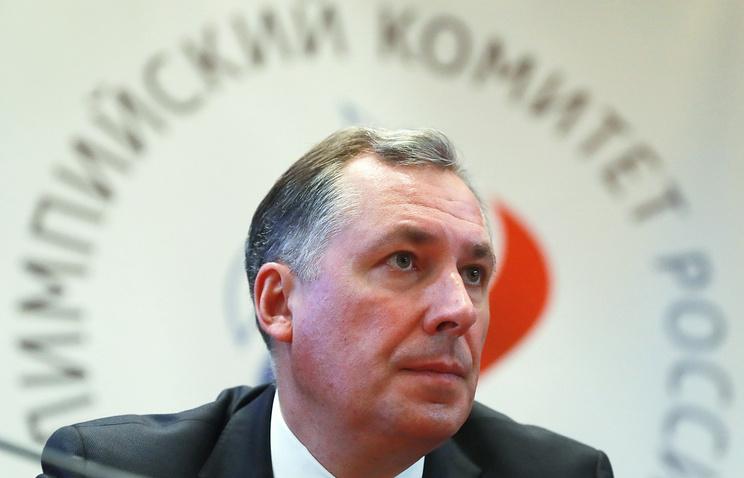Мутко назвал руководителя русской делегации наОИ