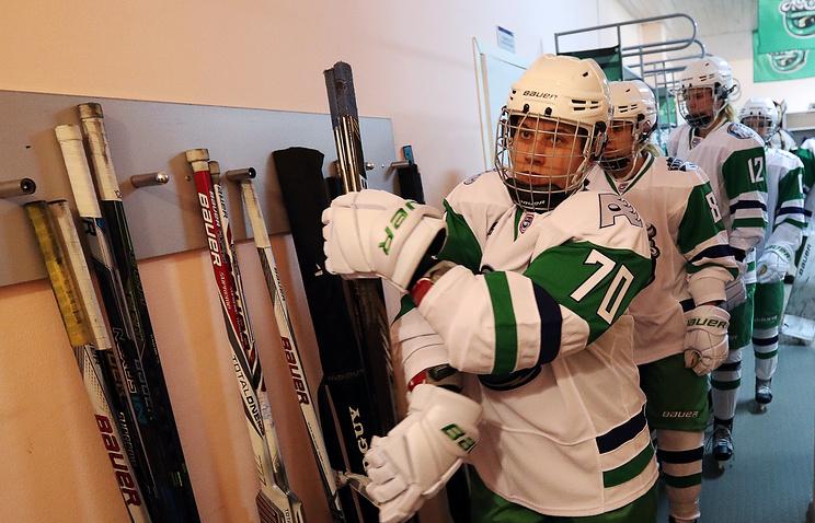 4 русские хоккеистки неполучили приглашения наОлимпиаду