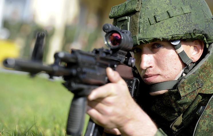 Два новых автомата Калашникова порешению Минобороны РФ дополнят экипировку «Ратник»