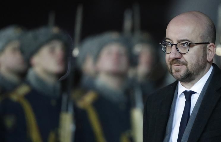 Впарламент Бельгии внесена резолюция оботмене антироссийских санкцийЕС