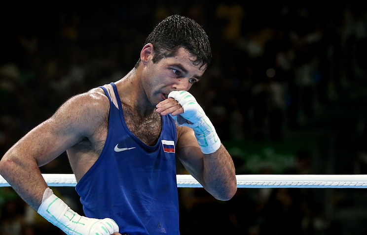 Новосибирский боксёр Миша Алоян стал интернациональным чемпионом WBA