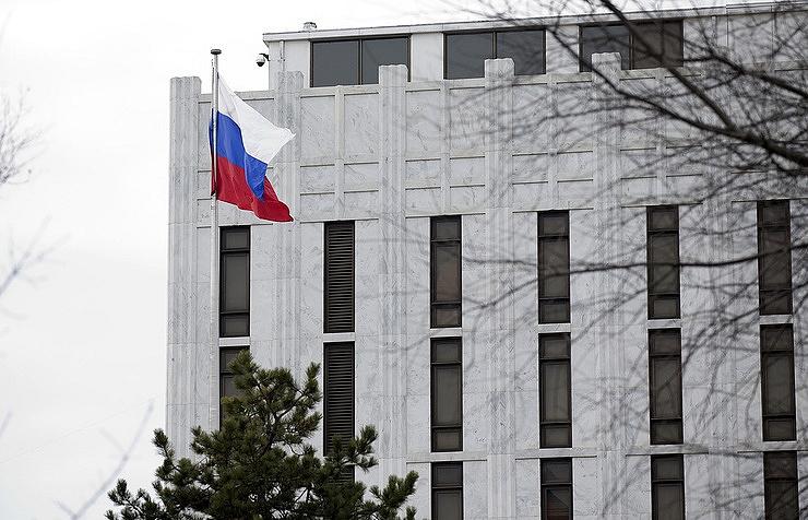 ПосольствоРФ отметило значимость совместной сСША борьбы стерроризмом