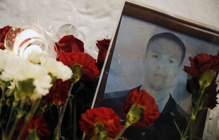 Погибший вСирии пилот Филипов докладывал о угодившей вштурмовик ракете
