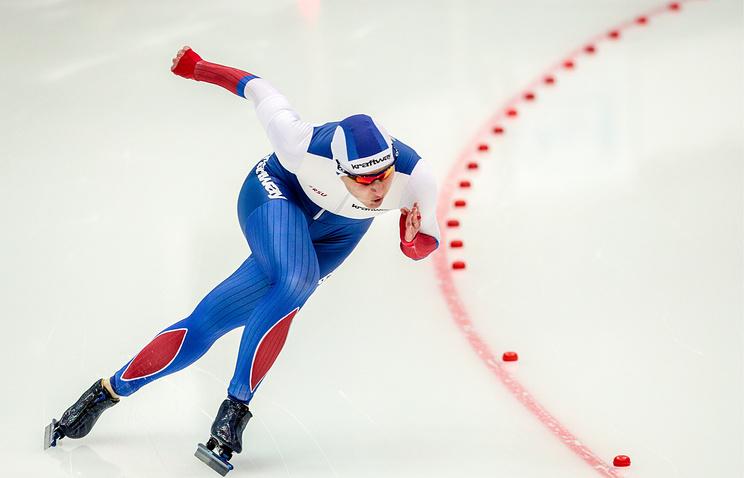 Русская конькобежка: Мне ужасно из-за инфекции вПхёнчхане