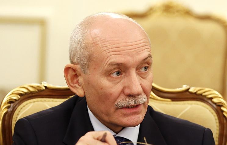 Глава Республики Башкортостан Рустэм Хамитов