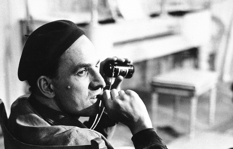 Ингмар Бергман, 1963 год