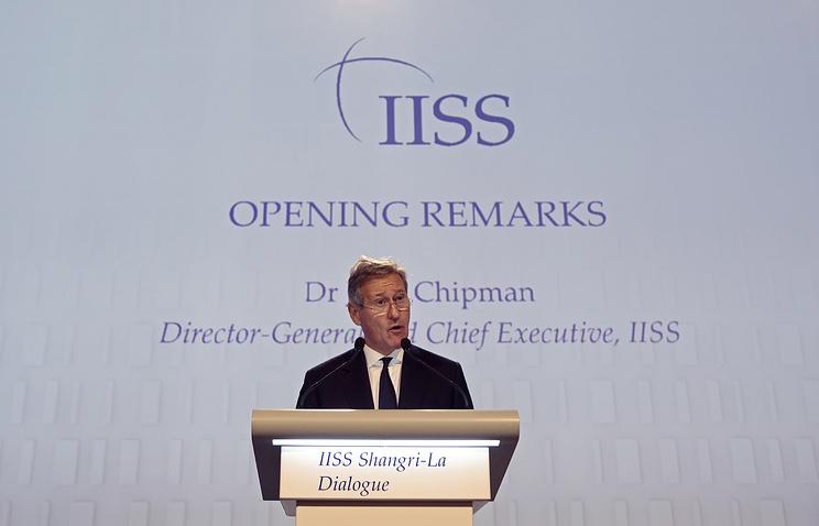 Генеральный директор Международного института стратегических исследований Джон Чипман