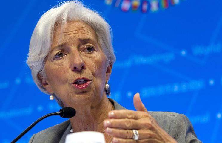 Глава МВФ заявила, что времена дерегулирования финансовой сферы еще не наступили