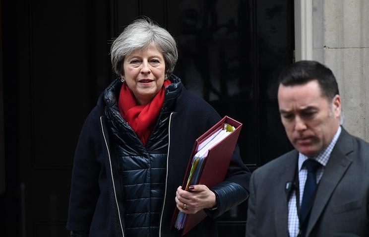 ЕСнужен новый договор обезопасности— Премьер Англии