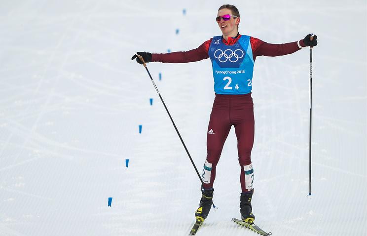 Норвежский тренер полыжным гонкам подчеркнул силу итехнику Спицова