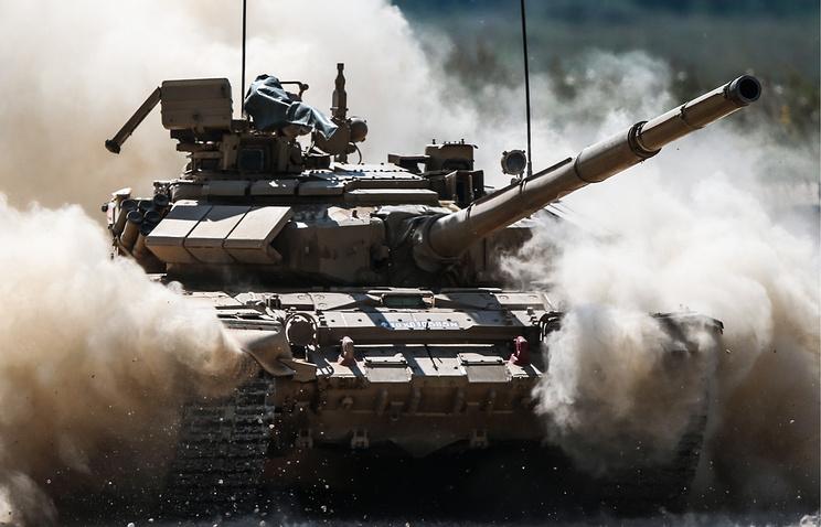 Ирак сказал оскором прибытии первой партии русских танков