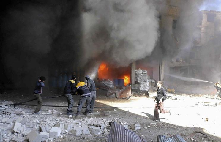 МИД РФ: в ходе боя в Сирии пострадали десятки граждан России и стран СНГ, но не военные