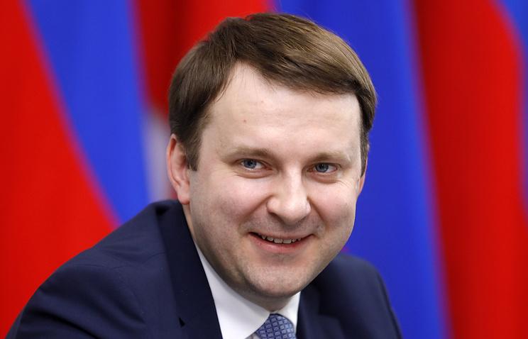 Орешкин: повышение рейтинга РФ от S&P - запоздалая реакция на российские успехи