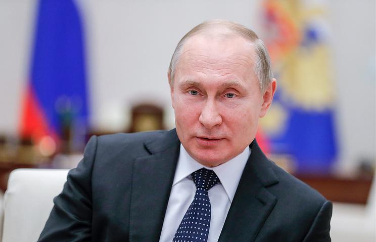 Путин призвал обеспечить безопасность болельщиков испортсменов наЧМ