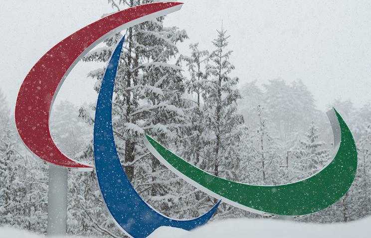 Эмблема Международного паралимпийского комитета