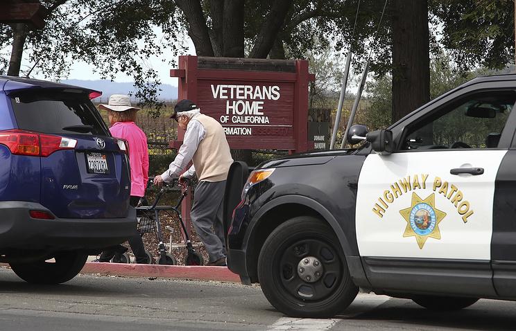 Полиции удалось установить личность человека, захватившего заложников в Калифорнии