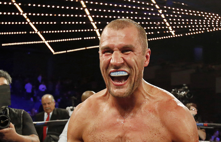 Назван конкурент боксера Ковалева зачемпионский титул