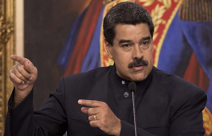 Мадуро позволил покупать венесуэльскую криптовалюту Petro зарубли