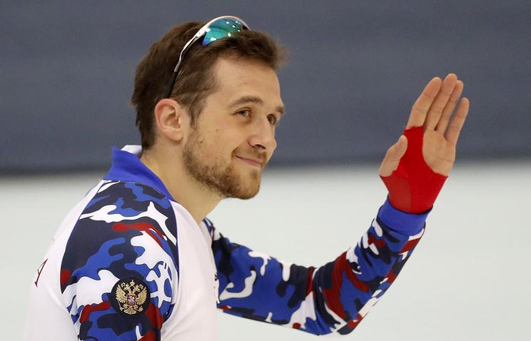 Саратовский конькобежец завоевал золотую медаль наВсероссийских соревнованиях
