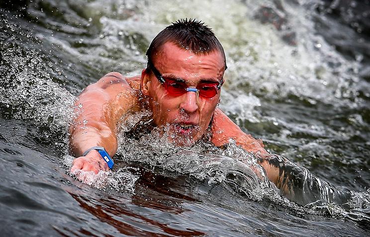 Ярославские пловцы наоткрытой воде начали сезон с наград