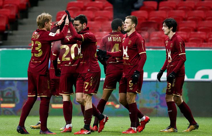 Следующие два домашних матча «Рубин» сыграет нарезервном стадионе