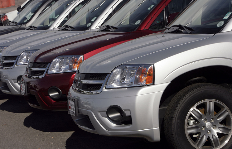 Mitsubishi Lancer отзывают вРФ из-за подушек безопасности class=
