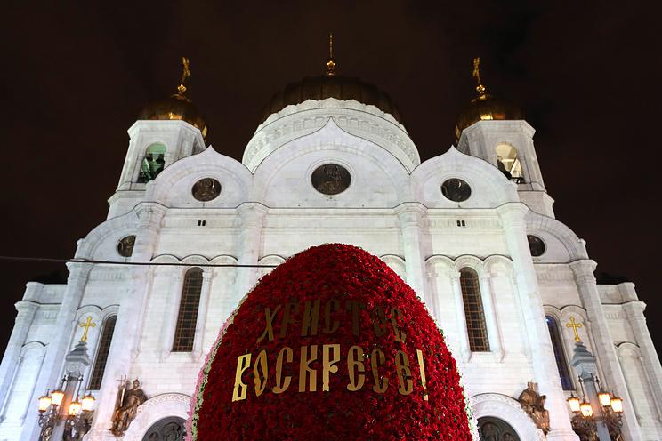 Православные южноуральцы отмечают Светлую седмицу