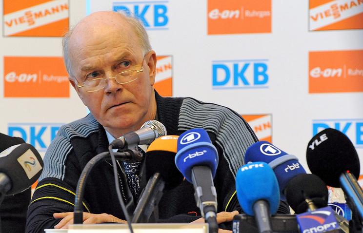 Глава IBU Андрес Бессеберг